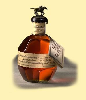 Blanton's Single Barrel Bourbon. Buffalo Trace Distillery.  Do you know about the secret letter on the stopper?