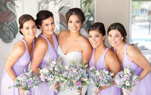 Matching Zeredah Gowns. Zeredah Convertible Dresses available in Perth at Nora and Elle Bridesmaids.