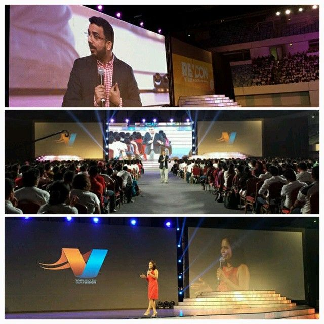BIGGER, STRONGER, LOUDER highlights from Day 2 of #ReVConUAE14!