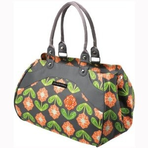 Petunia Pickle Bottom Wistful Weekender Tote