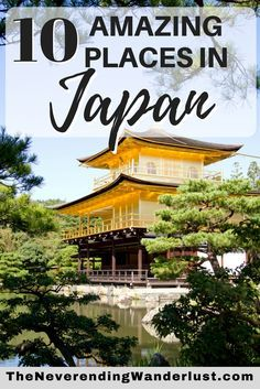 9 Travel bloggers share their all-time favorite places to visit in Japan. From Tokyo, to Kyoto, to Fukuoka - here are some of the best places to see!***************************************** Japan | Visit Japan | Japan Travel | Japan Tourism | Japanese Fo