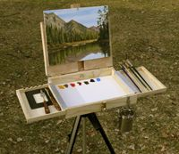 best plein air easel for oil painting best painting 2018