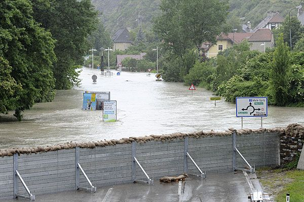 Bulgaria Central Europe Floods Kill At Least 10