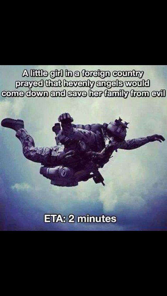 Special Forces - The underlying reason I did this for 23 years, despite what even my family thought of me, is the same reason I'm now in BACA.