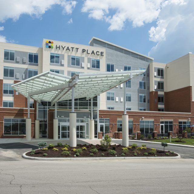 Hyatt Place Cincinnati Sharonville Convention Center Comfort Inn And Suites Travel Fun Trip Planning