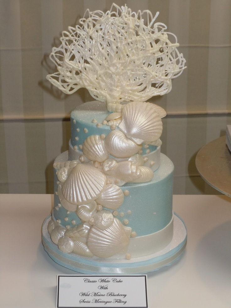 17 best images about beach wedding cupcakes on pinterest sea shells themed wedding cakes and. Black Bedroom Furniture Sets. Home Design Ideas