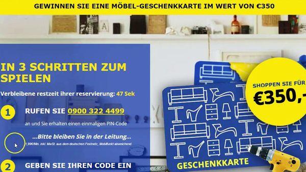 ikea gewinnspiel 350 euro. Black Bedroom Furniture Sets. Home Design Ideas