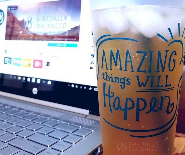 """Work, green tea and #sunshine. That's our kind of #SundayFunday! 💻🥛☀️ . . . . . #AmazingThingsWillHappen #DigitalMarketing #Hustle #Entrepreneur #OnlineMarketing #SmallBusiness #AZBusiness #Arizona #Phoenix #Ambition #Motivation #VirtuallyBalanced"" by @virtuallybalanced. #social #socialmarketing #semplicity #bebold #beawesome #getcreative #inspired #business #entrepreneurship #winterfun #entrepreneur #tech #facebook #sales #likers #jualfollowers #skypainters #jj_forum #instavsco…"