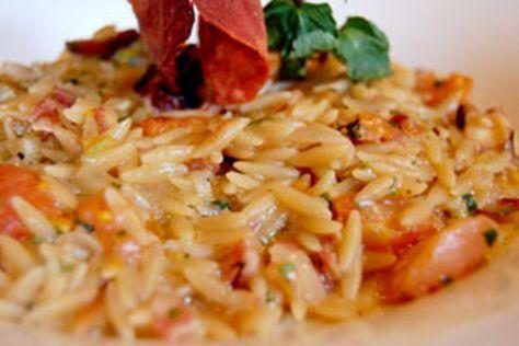 Συνταγή: Κριθαράκι για χορτοφάγους « Συνταγές με κέφι