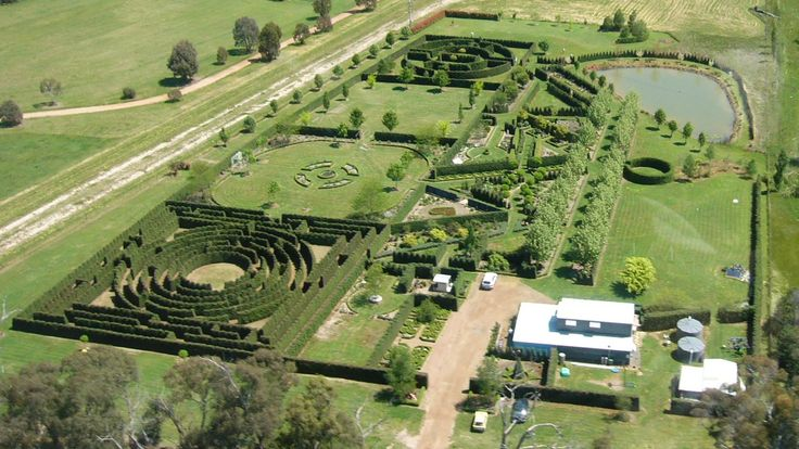High Country Maze