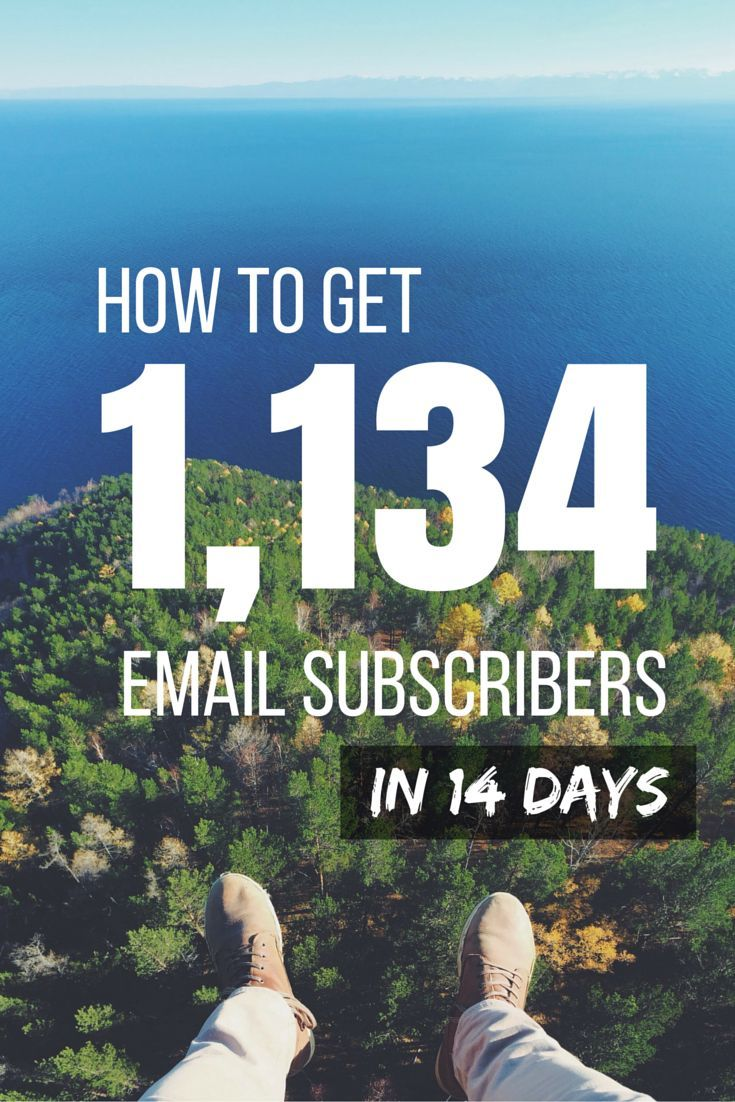 Awesome tips to explode your email list! => http://thebecomer.com/how-to-get-email-subscribers-with-contests/