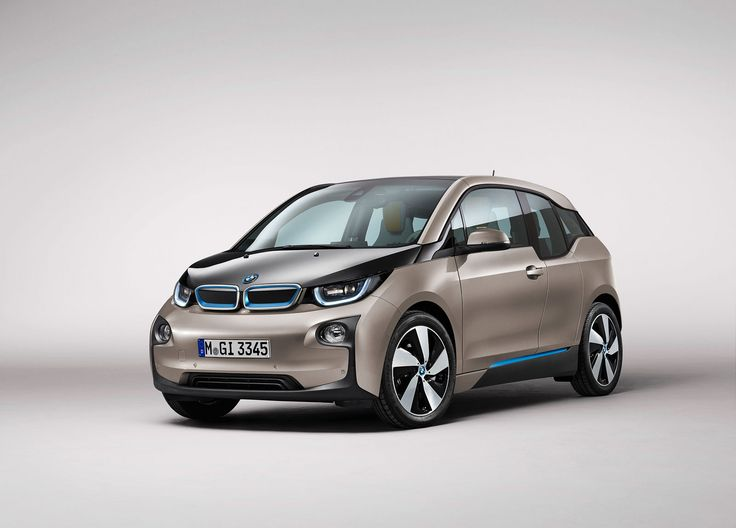BMW i3 - but I want the accents to be purple!