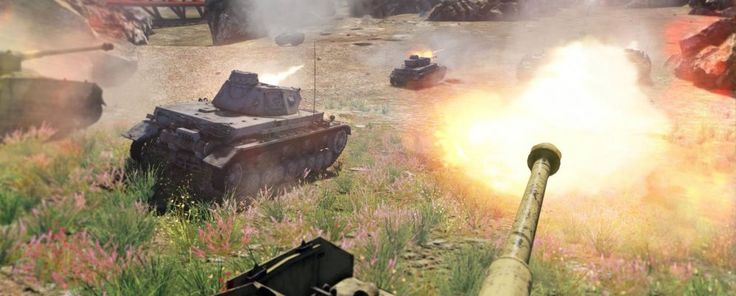 Fire! 9 Tank Games That Put You in the Action #Entertainment #Online_Games #music #headphones #headphones