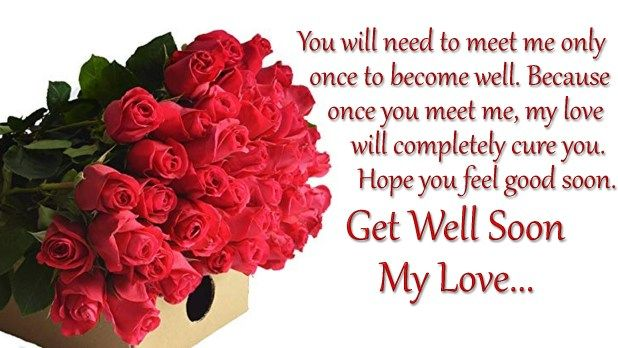 Get Well Soon My Love Images With Beautiful Wishes Get Well Soon Get Well Get Well Soon Quotes