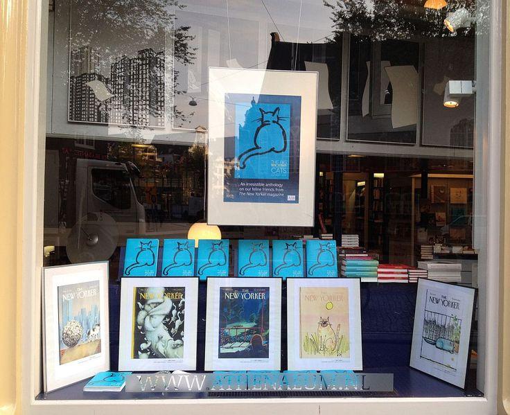 Groot en blauw en kattig: The Big New Yorker Book of Cats. Voor lezers van de Poezenkrant.