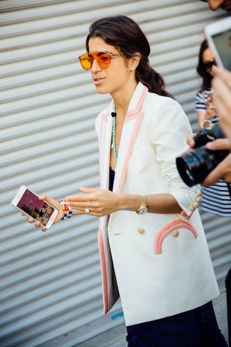 NYFW SS2017 | Street Style | @Katya Guseinova