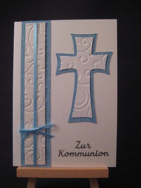Edle+Glückwunschkarte+Zur+Kommunion+von+Kunstdrechsler+Thomas+Heitmann+auf+DaWanda.com