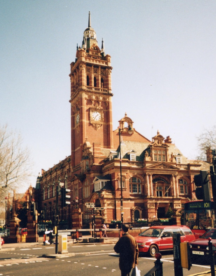 Newham Town Hall - Newham, London