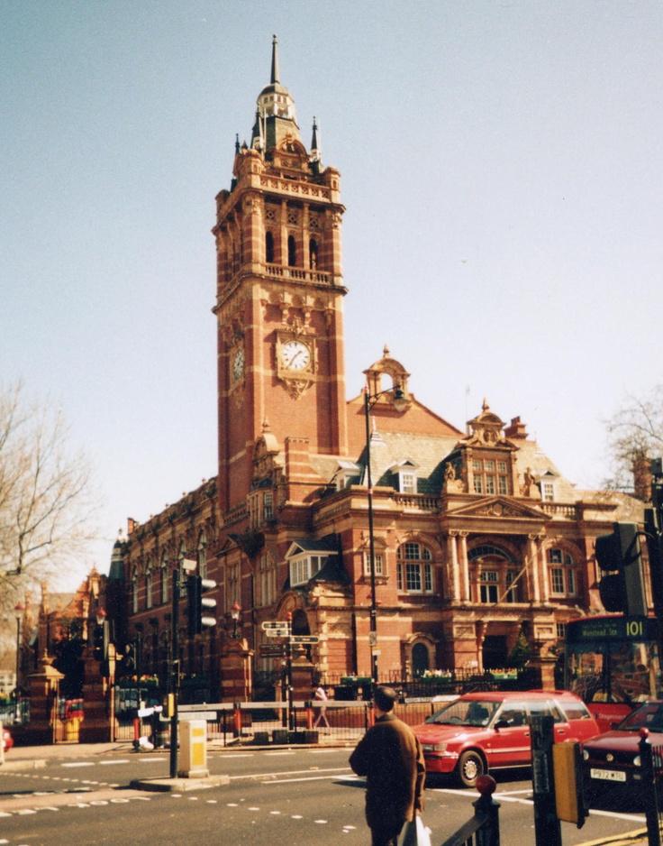 Newham Town Hall - Newham, London