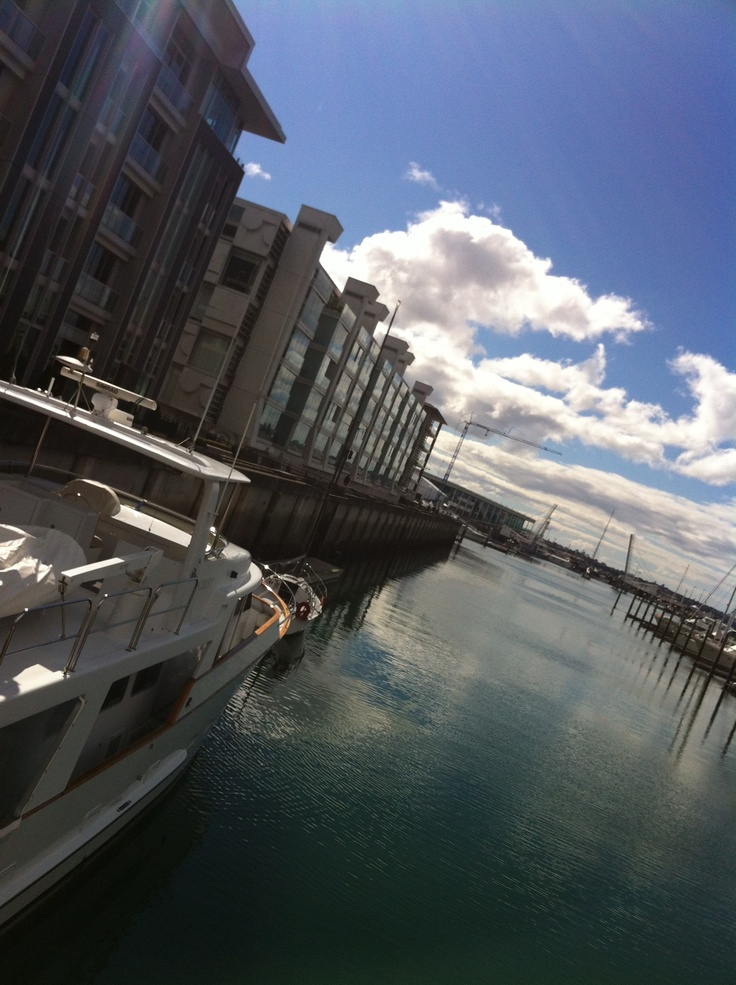 Viaduct harbour