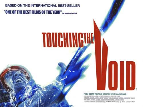 FILM EXTRA # 2: TOUCHING THE VOID: KEITH PARTRIDGE: FEB 10th ...