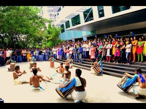Infosys Bangalore DC Onam celebration