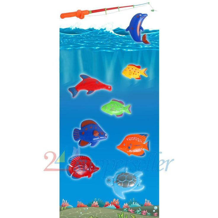 Fishing Pole Game