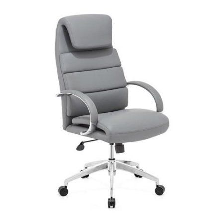 Lider Comfort Office Chair Multiple Colors, Gray