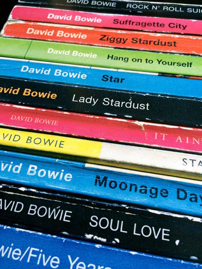 Kukaan ei ole niin komea ettei rakastuisi... …kysy vaikka Bowielta, jollet usko, neuvoo Ray Lorigan romaanihenkilö. Kaunokirjallisuus on väärällään David Bowien musiikkia, kuvia, sitaatteja, kasvonpiirteitä ja kaksoisolentoja. Kulttuuri-ikoni elää kaikkialla. Edelleen.