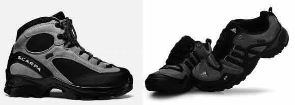 Треккинговая обувь женская летняя