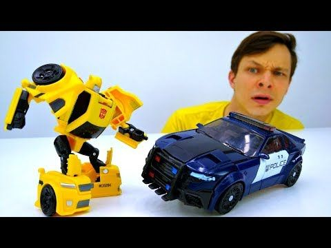 Bumblebee Autobot Costume that Transforms - YouTube