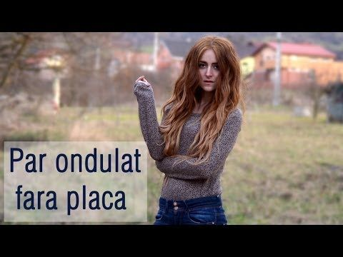 Par ondulat, natural, FARA PLACA