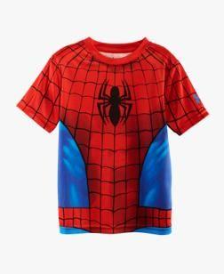 Boys Toddler Under Armour 174 Alter Ego Spider Man T Shirt