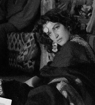 Dalida - film Le masque de Toutankhamon