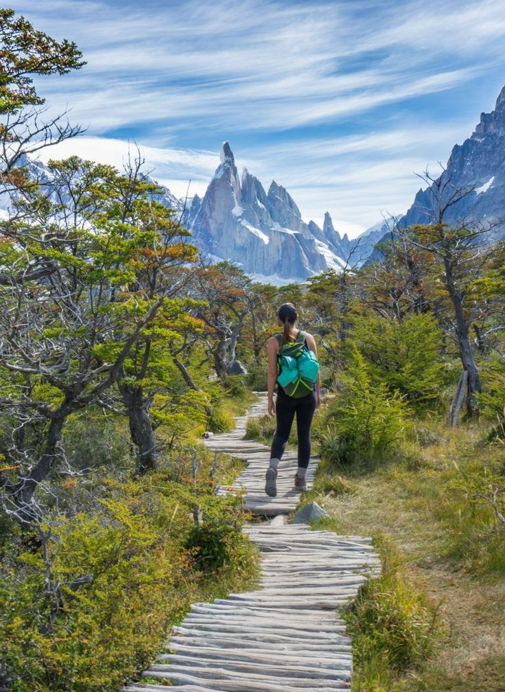 Prepare for trekking. This post is specifically about trekking in Patagonia, but tips could be useful for anywhere!
