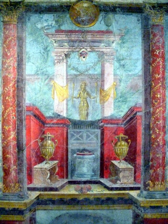 553 best images about antique mosaics frescoes on for Ancient roman mural