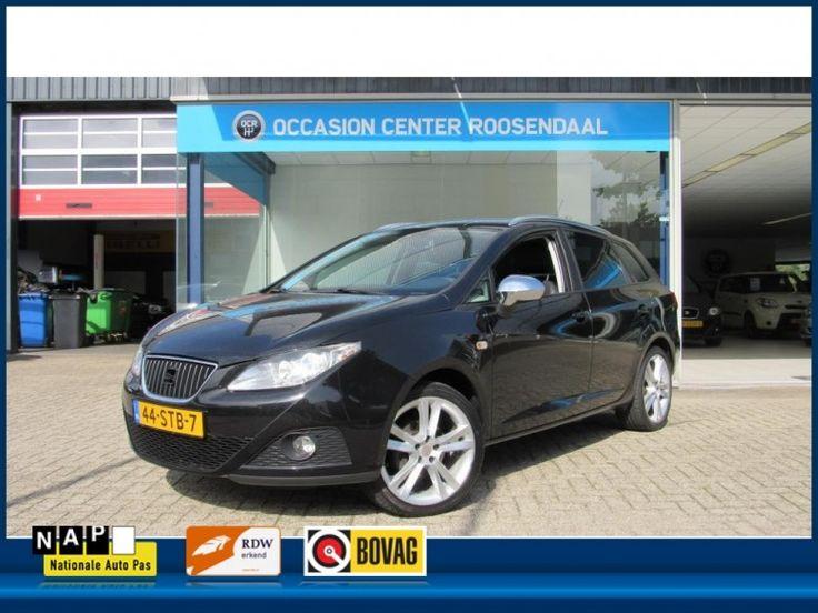 Seat Ibiza  Description: Seat Ibiza ST 1.2 TSI Sport ECC / Leer / LMV / PDC  Price: 155.49  Meer informatie