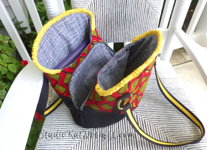 OK Folks--- Some of you have mentioned (quite loudly) that you don't like the ruffled top edge of our new design, so for this sample I added a ruched, corded edge, and I'll be interested in what you reaction is to it! GO HERE for more details and explanation---     PPC11: Create-a-Mandala | Studio Kat Designs