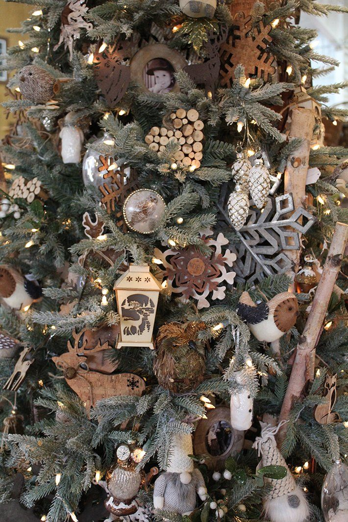 Top 7 Decorating Ideas For A Rustic Christmas Woodland Christmas Ornaments Rustic Christmas Ornaments Rustic Christmas