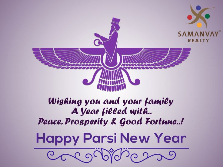 Parsi New Year is a time for joy and laughter. Let this ...
