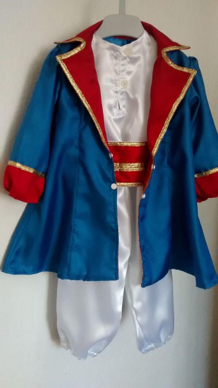 Fantasia Pequeno Príncipe Little Prince