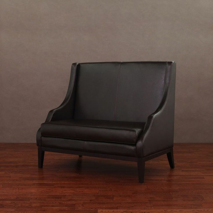 Dining Room Loveseat: MODERN LOVESEAT COUCH SOFA LIVING ROOM DINING BENCH SETTEE