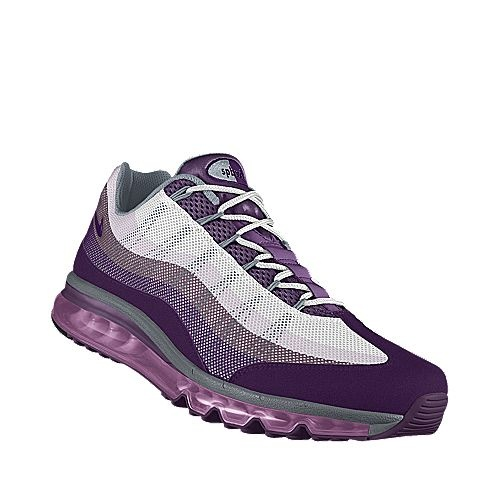 Nike Air Max 95 Dynamic Flywire iD Girls' Shoe