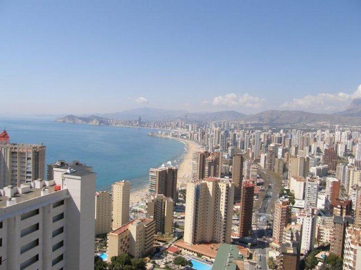 Apartamento de 2 dormitorios en Benidorm con vistas espectaculares - Alicante, ESPAÑA - QUICK Anuncio