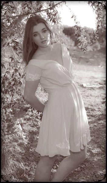 Fern, vintage style bridesmaid dress   Vintage Bleu