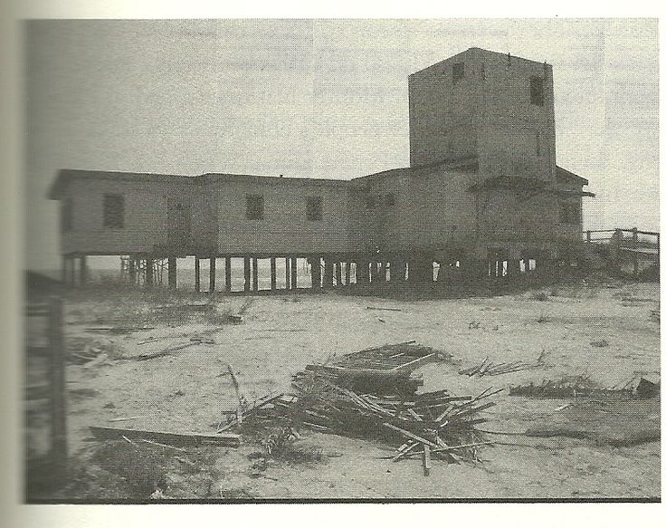 Old Photos Of Topsail Island Nc North Topsail Beach