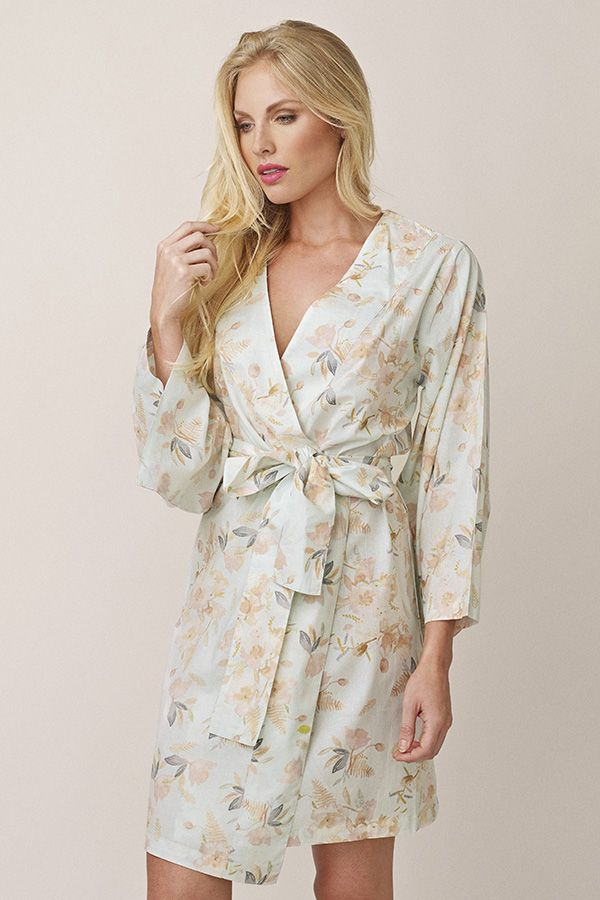Pretty robe from BHLDN Fall