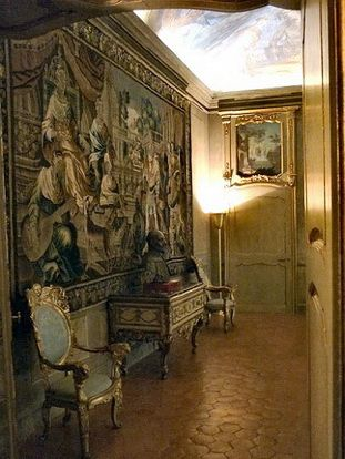 Nice le palais lascaris appartement de r ception salon for Salon d honneur grand palais