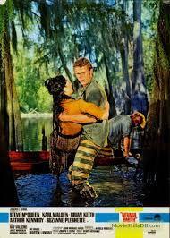 Steve McQueen theatre film poster Nevada Smith