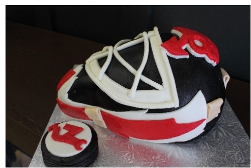 Hockey cake ---- CHOOSE YOUR TEAM